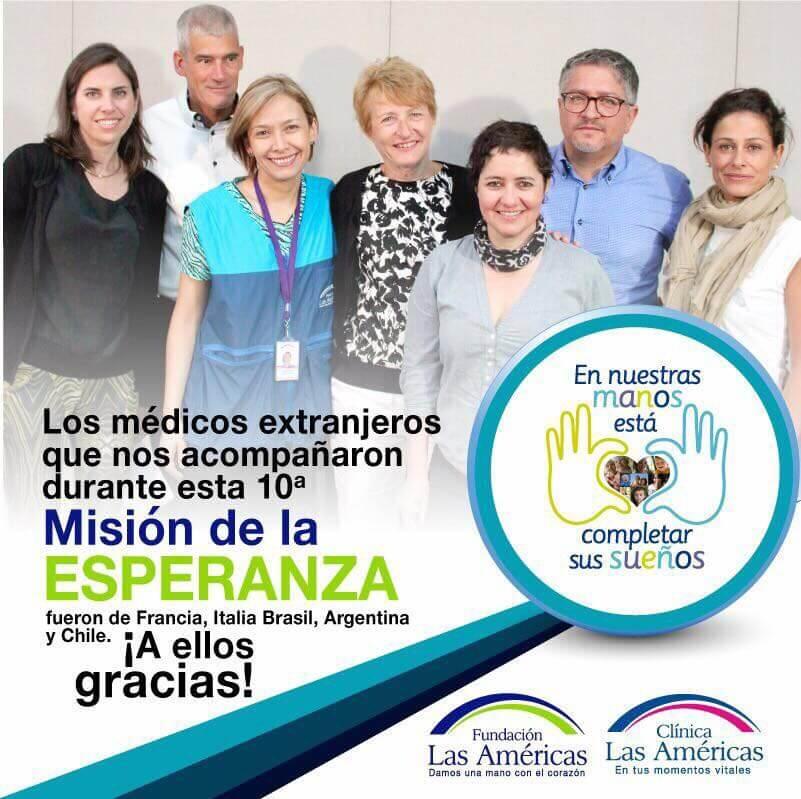 Missão Humanitária - Medellin, Colômbia - Agosto/2017