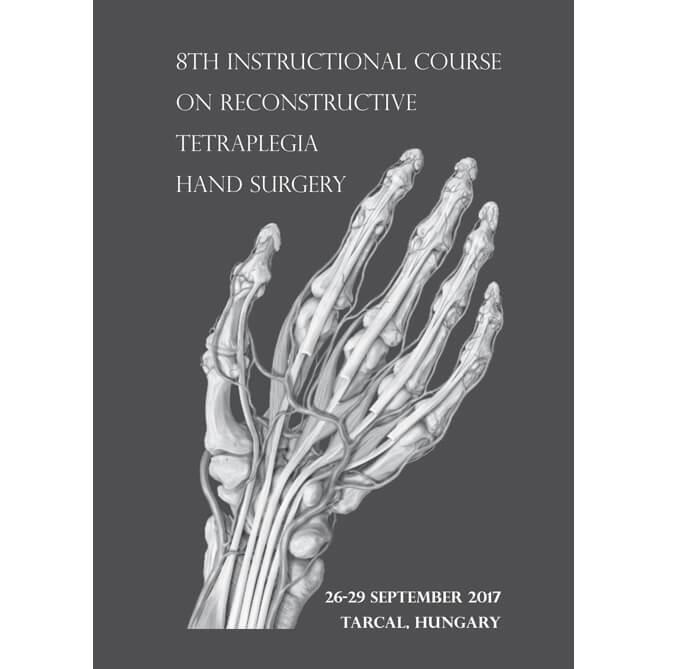 Curso de cirurgia reconstrutiva da mão tetraplégica - setembro/2017
